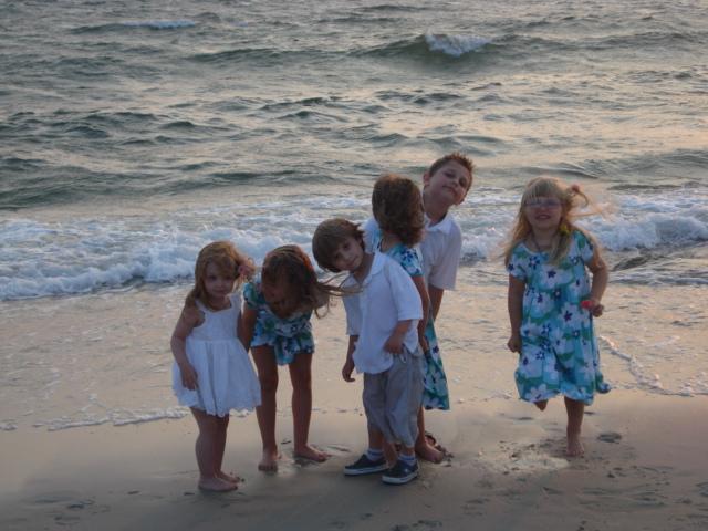 PMates Gully grandkids photo