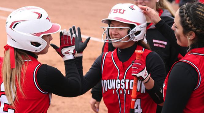 Spring is in the air as both the Penguins' softball and baseball teams open their home seasons. The softball squad opens with a three-game series against Valparaiso at the softball field on campus at 3 p.m. Friday and a noon/2 p.m. doubleheader on Saturday. Thursday, Friday and Saturday, March 24, 25 and 26. The Penguins' baseball home schedule opens with a three-game set against Milwaukee at Eastwood Field. Games are 3 p.m. Thursday and Friday and 1 p.m. Saturday.