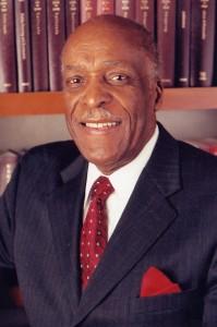 Nathaniel R. Jones, '51 AB, '56 JD