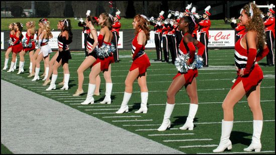 twirlers majorettes_and_band